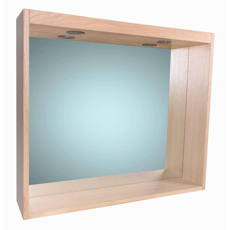 Miroir Eclairant Salle De Bain miroir salle de bain clairage int gr | picstrue