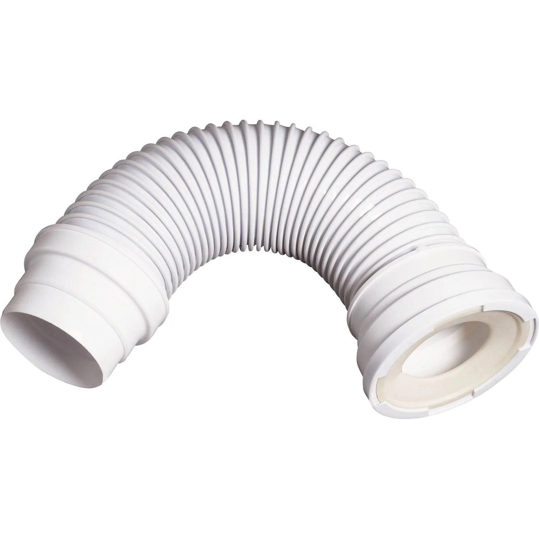 Pipe De WC Courte Articule Souple Diam93 Cm WIRQUIN
