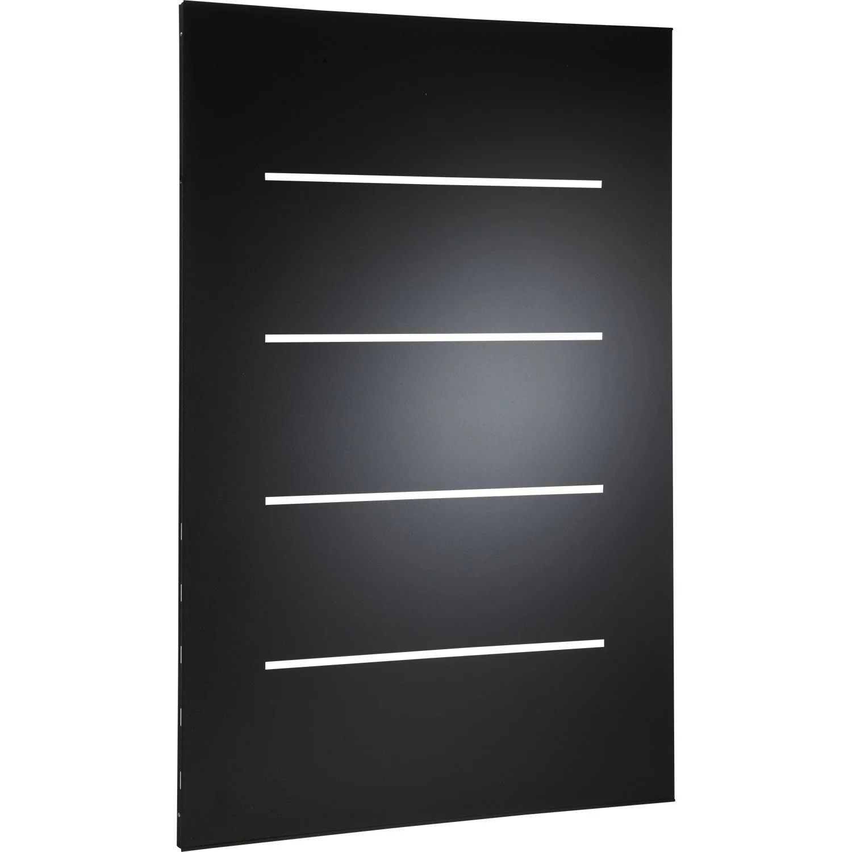 Plaque De Protection Murale Noir ATELIER DIXNEUF Horizon