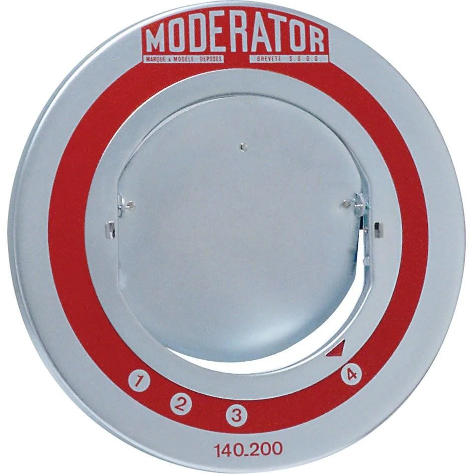Modrateur De Tirage Pour Tubage ISOTIP JONCOUX D 140 1 Cm