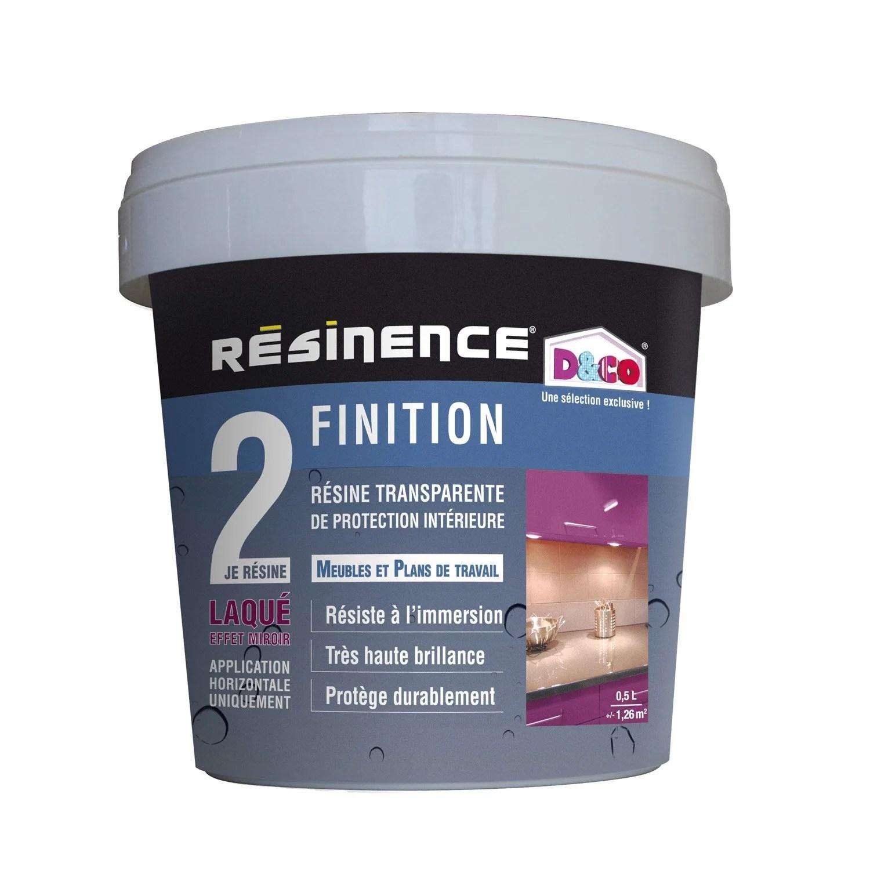 Rsine De Finition Protecteur RESINENCE Incolore 05 L