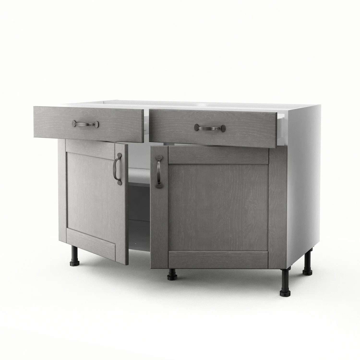 Buffet bas conforama good meubles de cuisines conforama for Meuble demeyere conforama