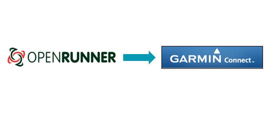 Exporter un parcours Openrunner sur Garmin Connect