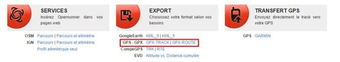 export openrunner