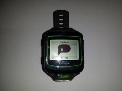 Recherche GPS