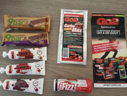 Nouveautés de la Gamme Go2 Sport Nutrition