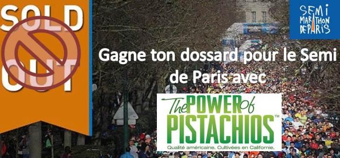 Gagnez votre dossard pour le semi de paris 2015