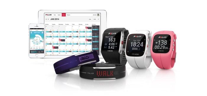 Polar annonce la sortie d'un bracelet traqueur d'activité avec moniteur de fréquence cardiaque intégré