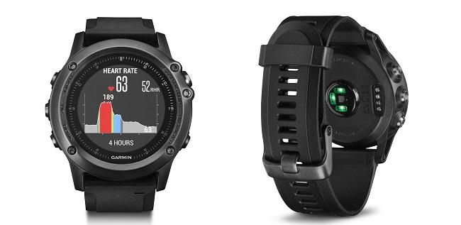 Fenix 3HR, la nouvelle évolution de la montre Garmin