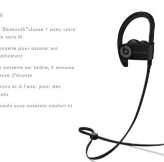 Test des écouteurs PowerBeats 3, à mettre sous le sapin ?