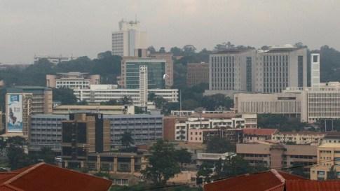 Une vue de Kampala. Les ressortissants rwandais y sont régulièrement suspectés de travailler au profit de leur pays. © REUTERS/James Akena/File Photo