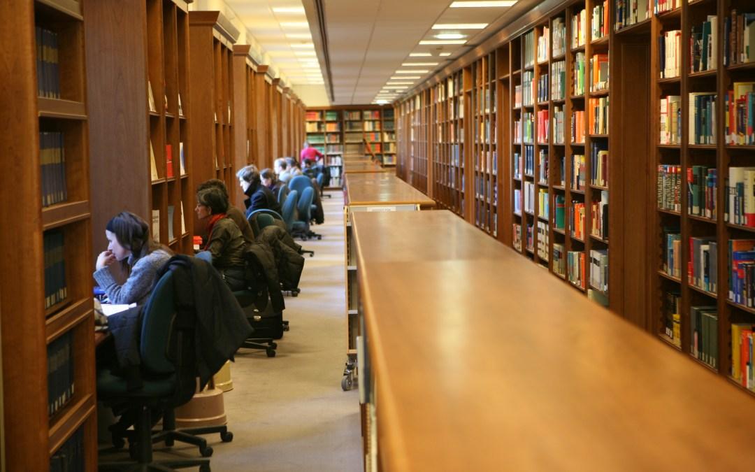 [Check-list] Les 5 points pour réviser efficacement en bibliothèque
