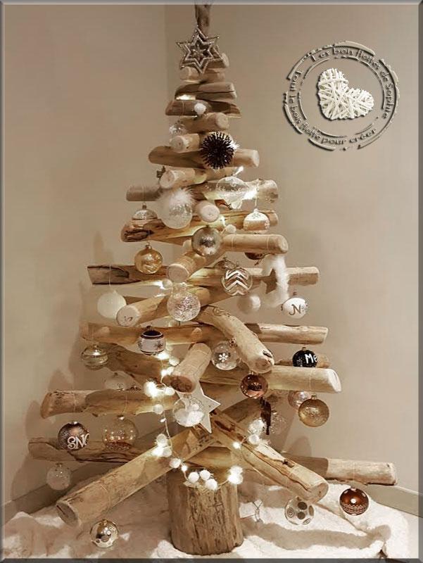 Sapin De Noel En Bois Flotté Cultura : sapins en bois flott les bois flott s de sophie ~ Pogadajmy.info Styles, Décorations et Voitures