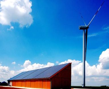 L'énergie éolienne : Fonctionnement pour les partciculier – éolienne domestique