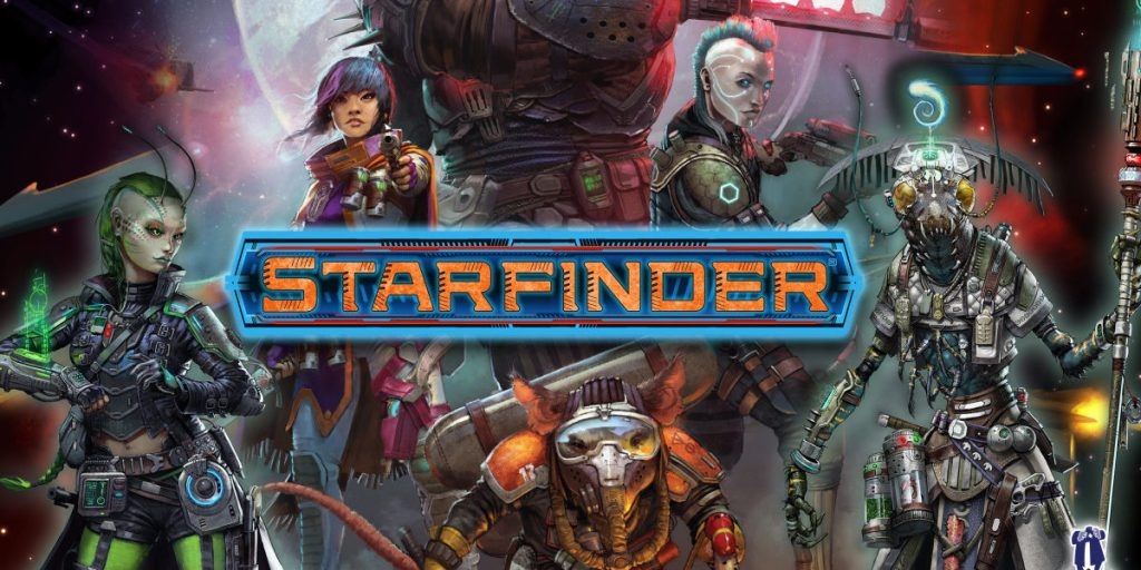 Starfinder – Wallpaper