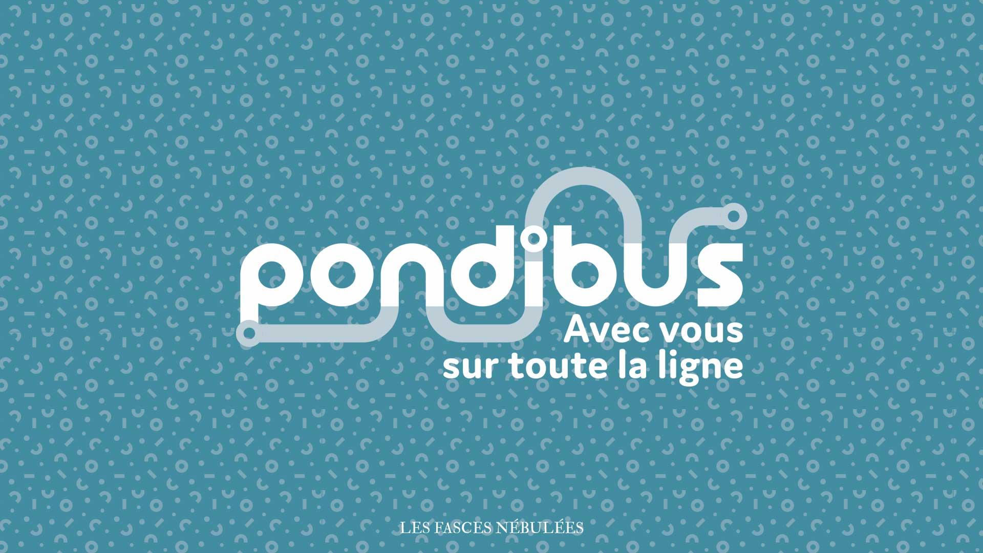 Pondibus Transport en commun