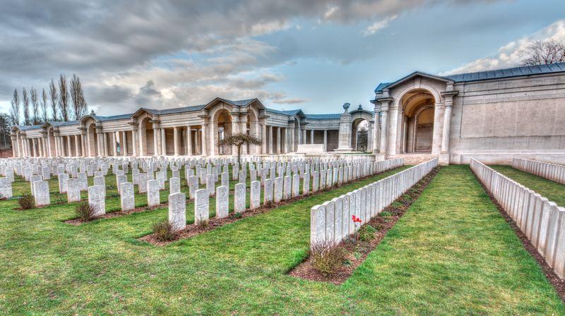 Arras : 99e Anniversaire de la Bataille d'Arras