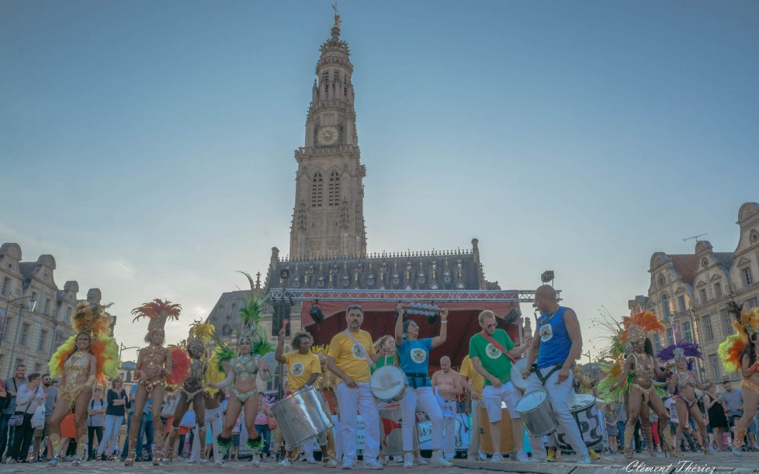 l'Été à Arras en 2018