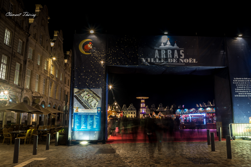 Le Marché de Noël Arras