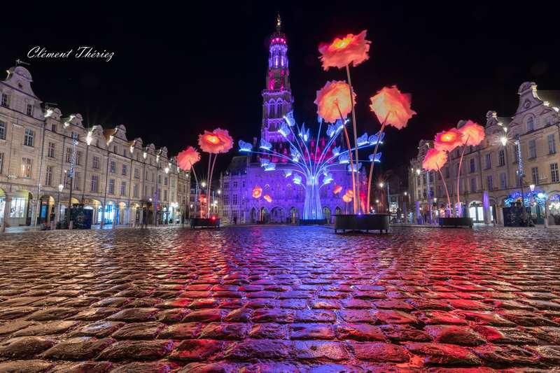 Marché de Noel Arras 2019