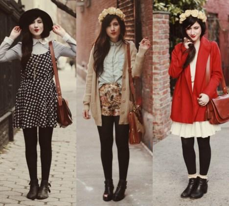 """Résultat de recherche d'images pour """"look  vintage"""""""