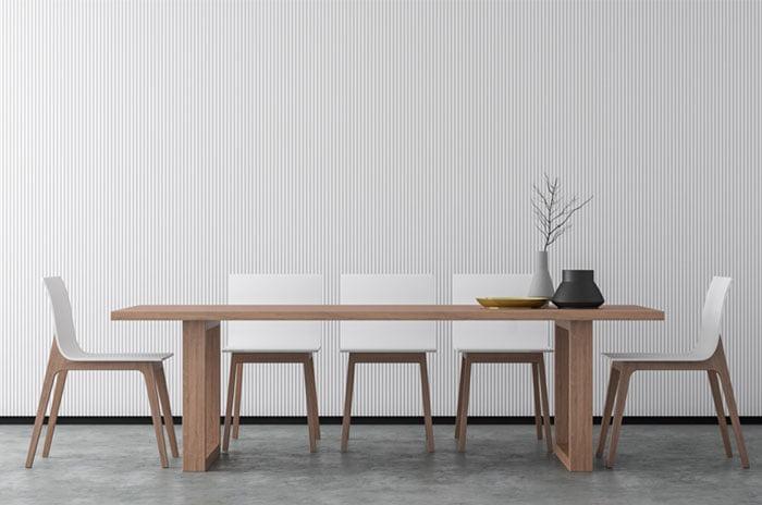 table a rallonge de salle a manger