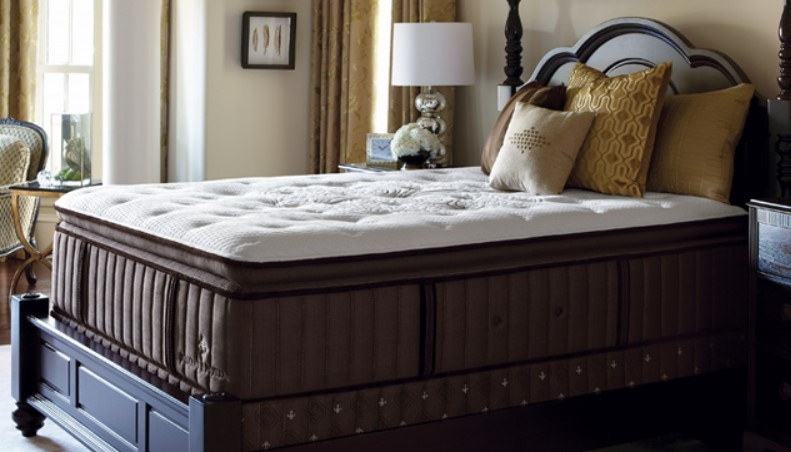 top matelas de luxe stearn and foster