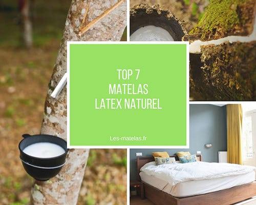 Comparatif Meilleurs Matelas En Latex Naturel Top 7 Du 100 Pur Naturel
