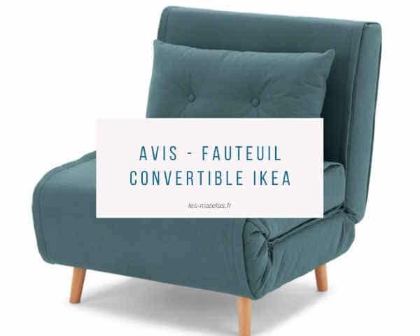 fauteuils convertibles ikea