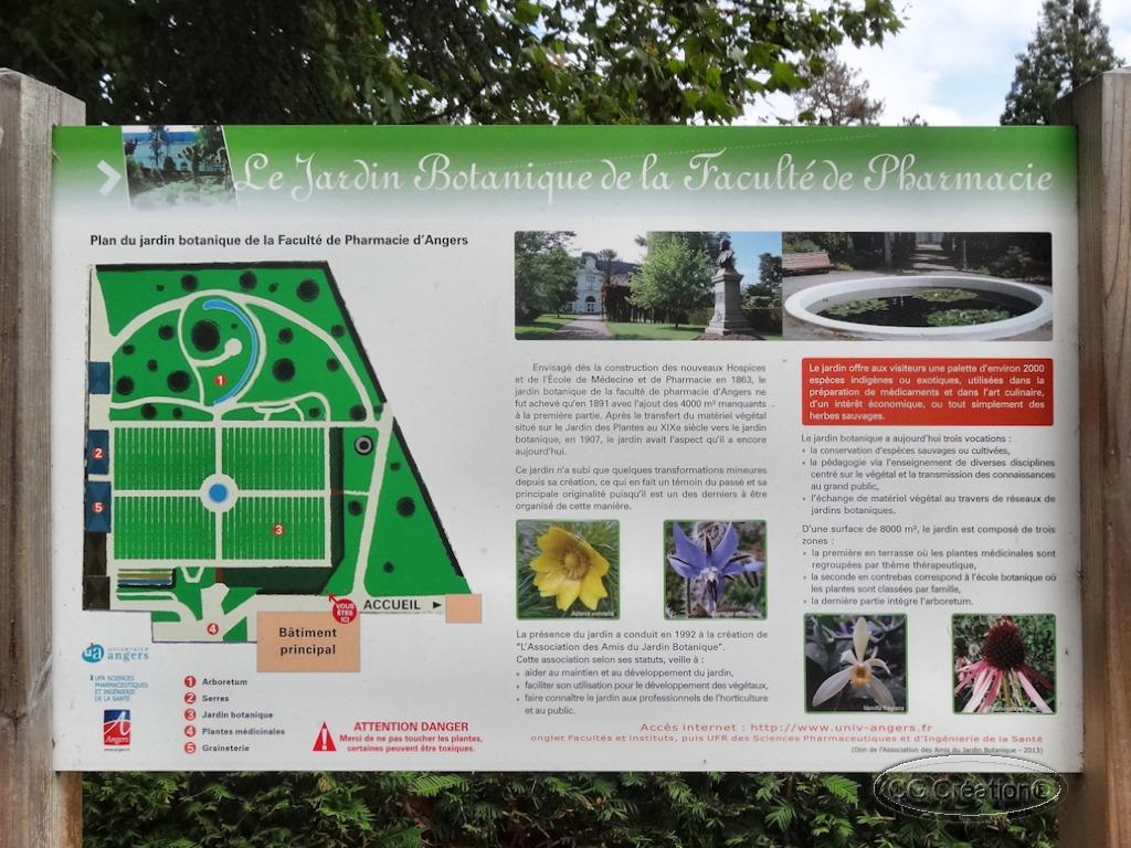 Patrimoine le jardin de la fac de pharmacie 3 4 for Bd du jardin botanique