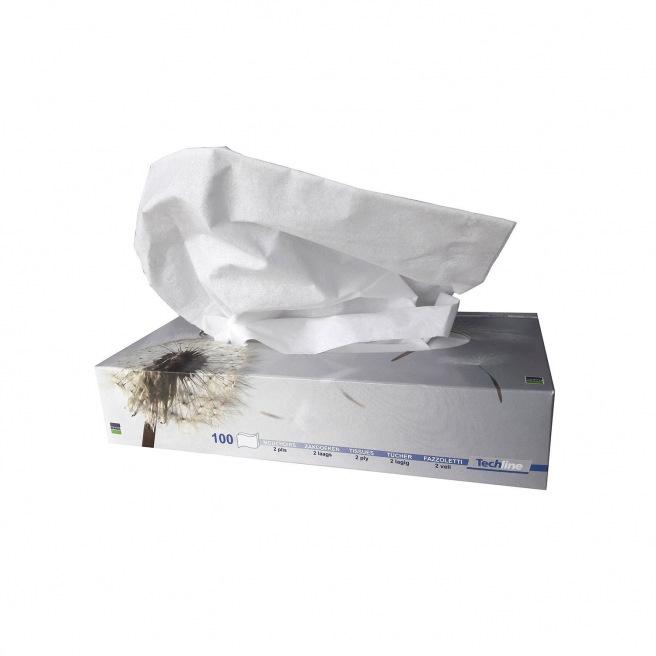 Mouchoirs En Papier Boite De 100