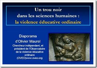 diaporama Olivier Maurel - OVEO