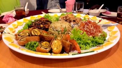 Partir en Orient pour le festival végétarien de Penang. Festival végétarien.