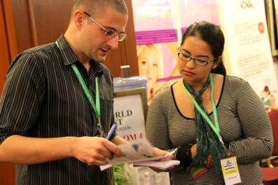 World Veg Fest, la Mecque des végétariens! Samuel L214