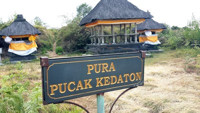 Découvrir Bali autrement : escalade du volcan Batukaru. Pucak Kedaton