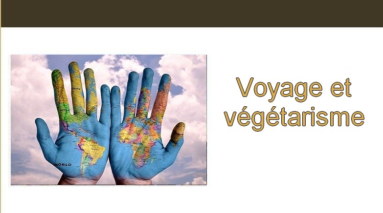 Végétarisme. Voyage et végétarisme