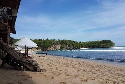 Bali plage : la péninsule, Jimbaran, Bukit, Nusa Dua. Balangan