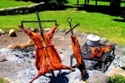 Végétarisme et restaurants à Sydney. Barbecue