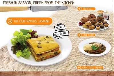 Végétarisme et restaurants à Sydney. Iku Whole Food