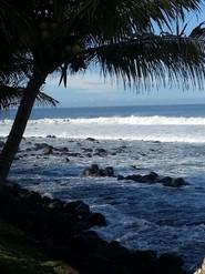 Bali plage : l'ouest, Negara, Medewi, Gilimanuk. Sur la jalan raya