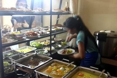 Bons plans à Bali : le warung, brasserie façon asiatique. Warung murah