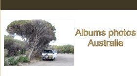 Galerie Albums photos Australie