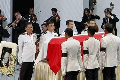 Singapour, cité, nation : fiche d'identité du dragon asiatique Nation en deuil