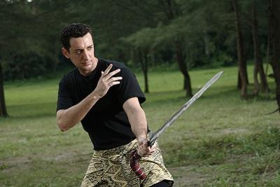 Echanges avec Fred Evrard fondateur de l'Art Martial Kali Majapahit. Portrait