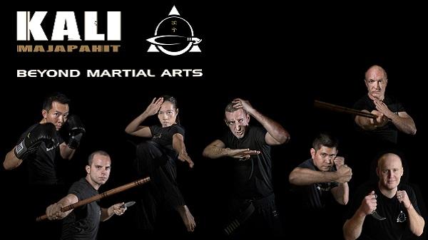 Echanges avec Fred Evrard fondateur de l'Art Martial Kali Majapahit