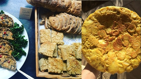 Les brunchs vegan de Laure et Cassie made in Provence. Recettes