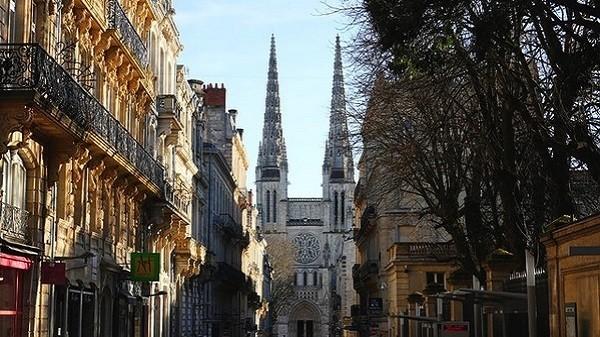 Quartier Saint Michel Bordeaux