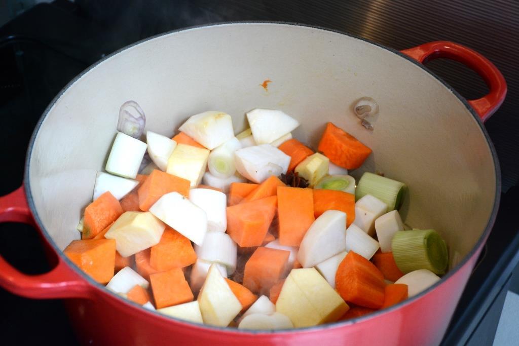 2. légumes