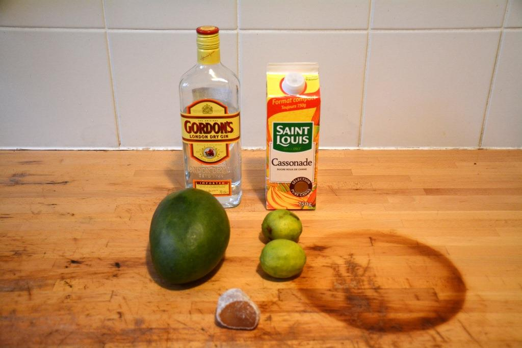 1.amitie coloniale ingredients