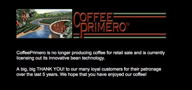 Coffee Primero